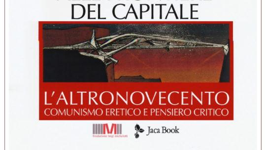 """Presentazione del volume """"Alle frontiere del capitale"""" il 23 maggio a Napoli"""
